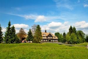 Šámalova chata v Jizerských horách
